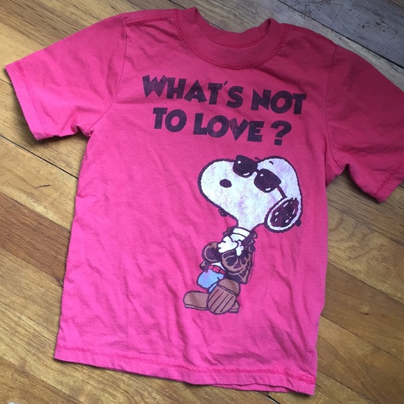 Old Navy Other - Boys Snoopy tee